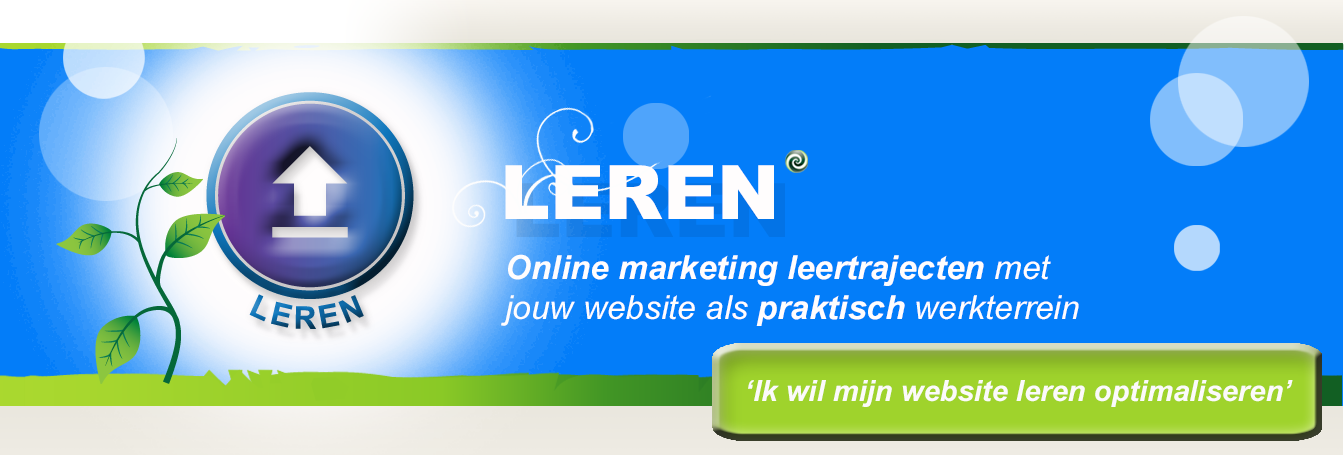 SEO leren training google