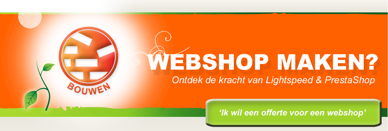E-commerce met Lightspeed of PrestaShop