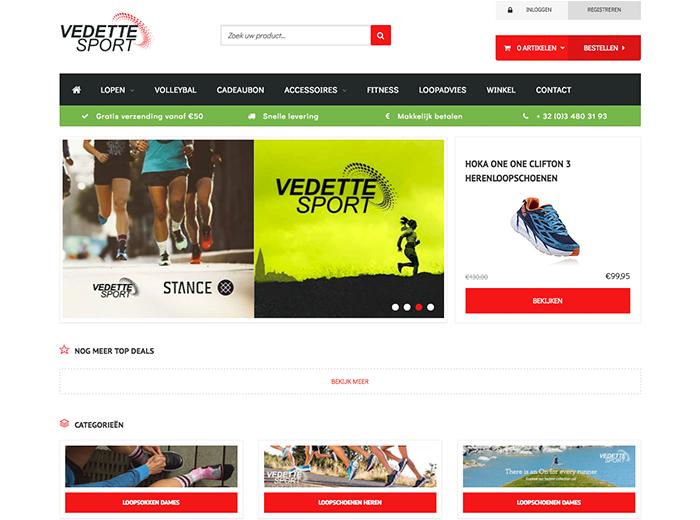 Lightspeed (SEOshop) e-commerce voor sportwinkel