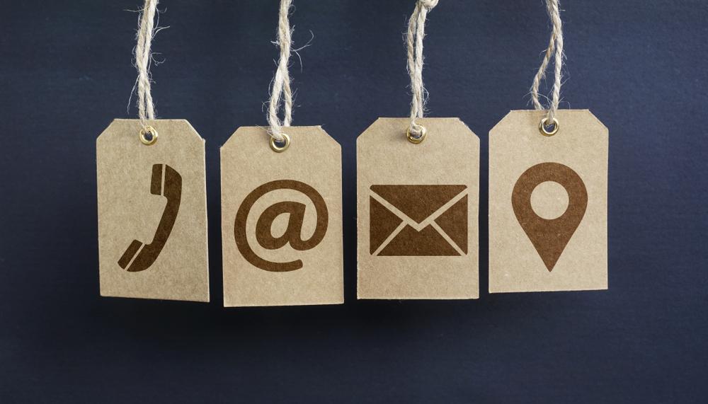 Contactgegevens op je website wijzigen – PrestaShop