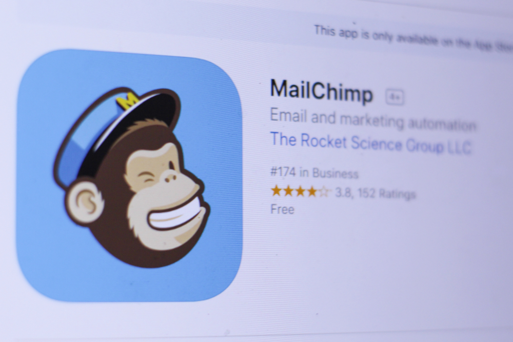 Mailchimp campagnes in Google analytics