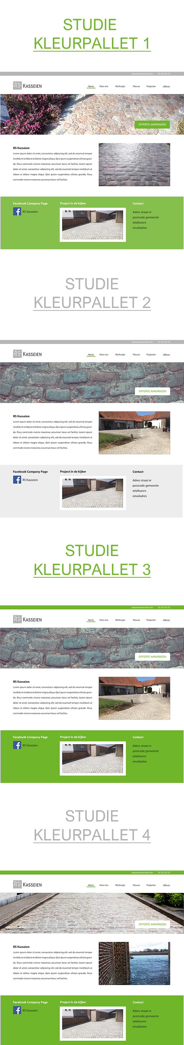 Maatwerk WordPress website Limburg