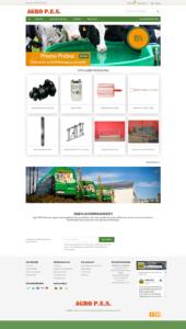 Prestashop webshop landbouwmateriaal