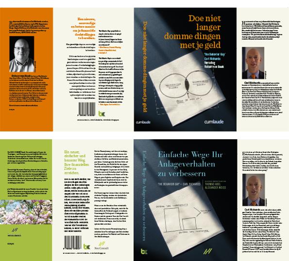 Cover boek ontwerp BG