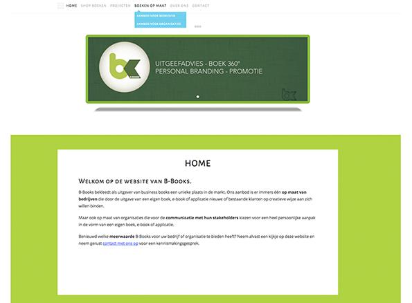 Homepage B-books