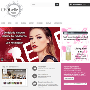 Homepage-chabelle