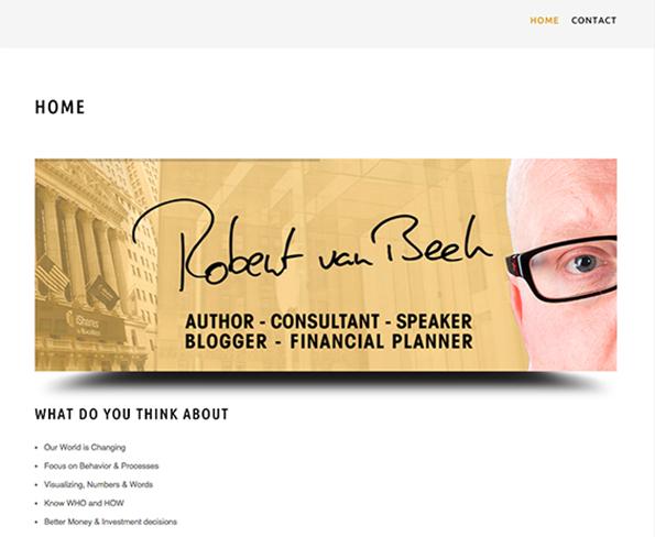 Homepage RvB