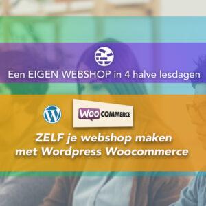 WooCommerce webshop maken
