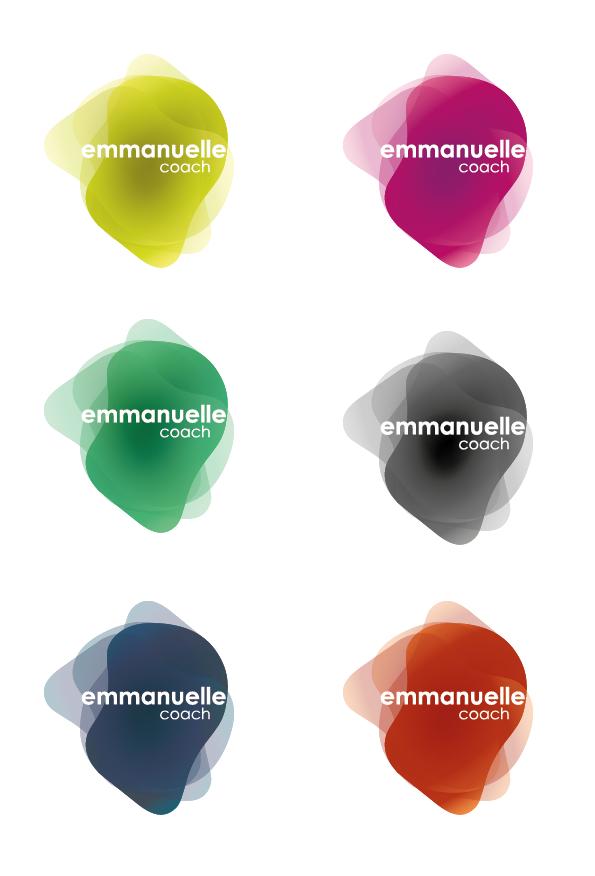 E.Verhaegen Defintief logo verschillende kleuren