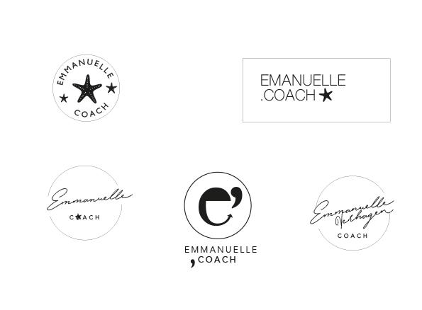 E.Verhaegen logo eerste voorstellen