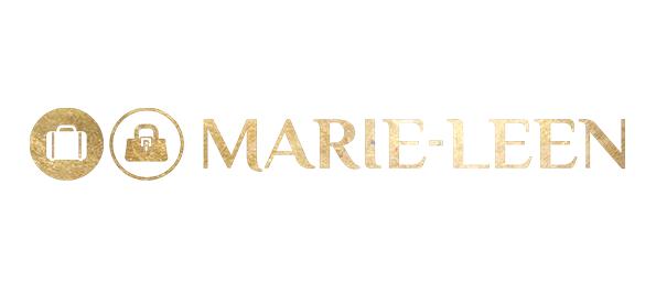 Logo marie-leen lederwaren