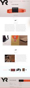 WordPress Woocommerce voor Yves Renard